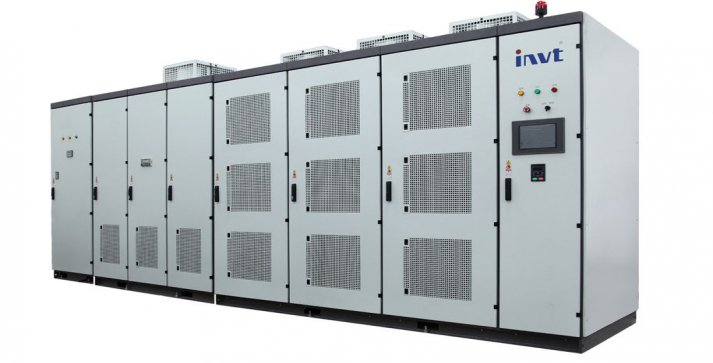 INVT MV VARIABLE SPEED DRIVE -1